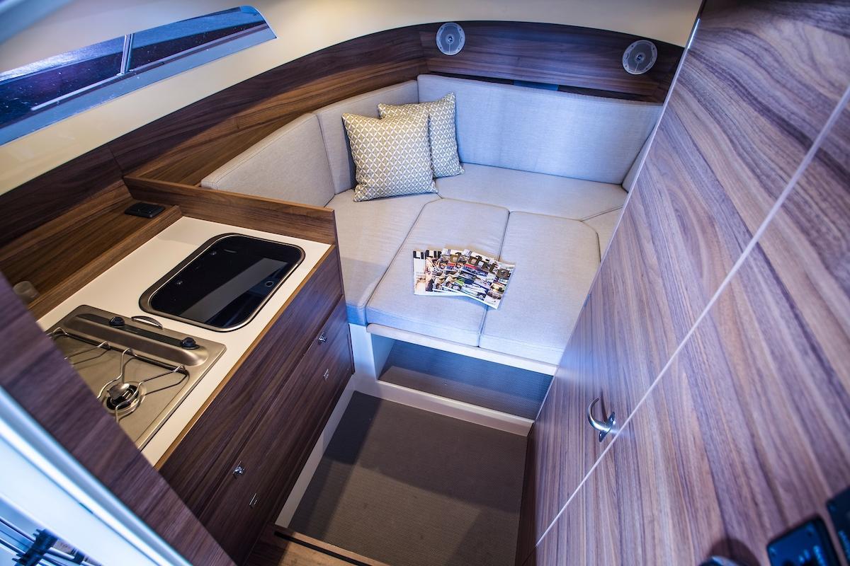 Antaris Seventy7 cabin 9