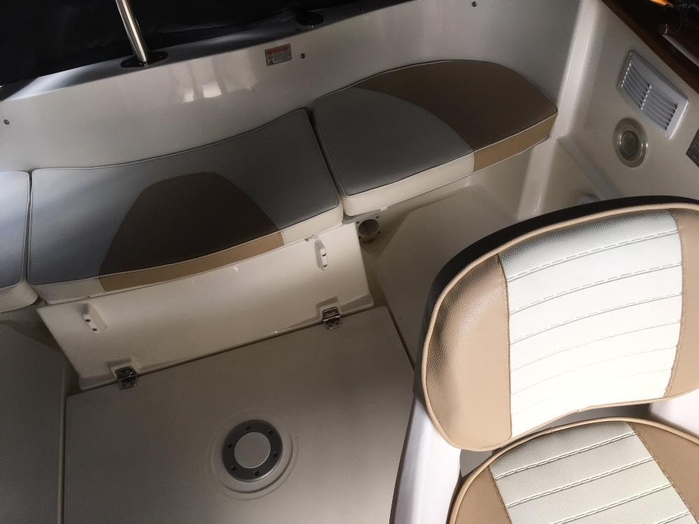 Quicksilver 540 activ cabin met 115pk mercury 10
