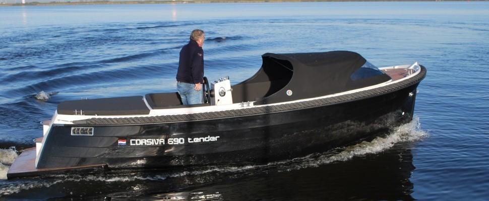 Corsiva 690 tender 1