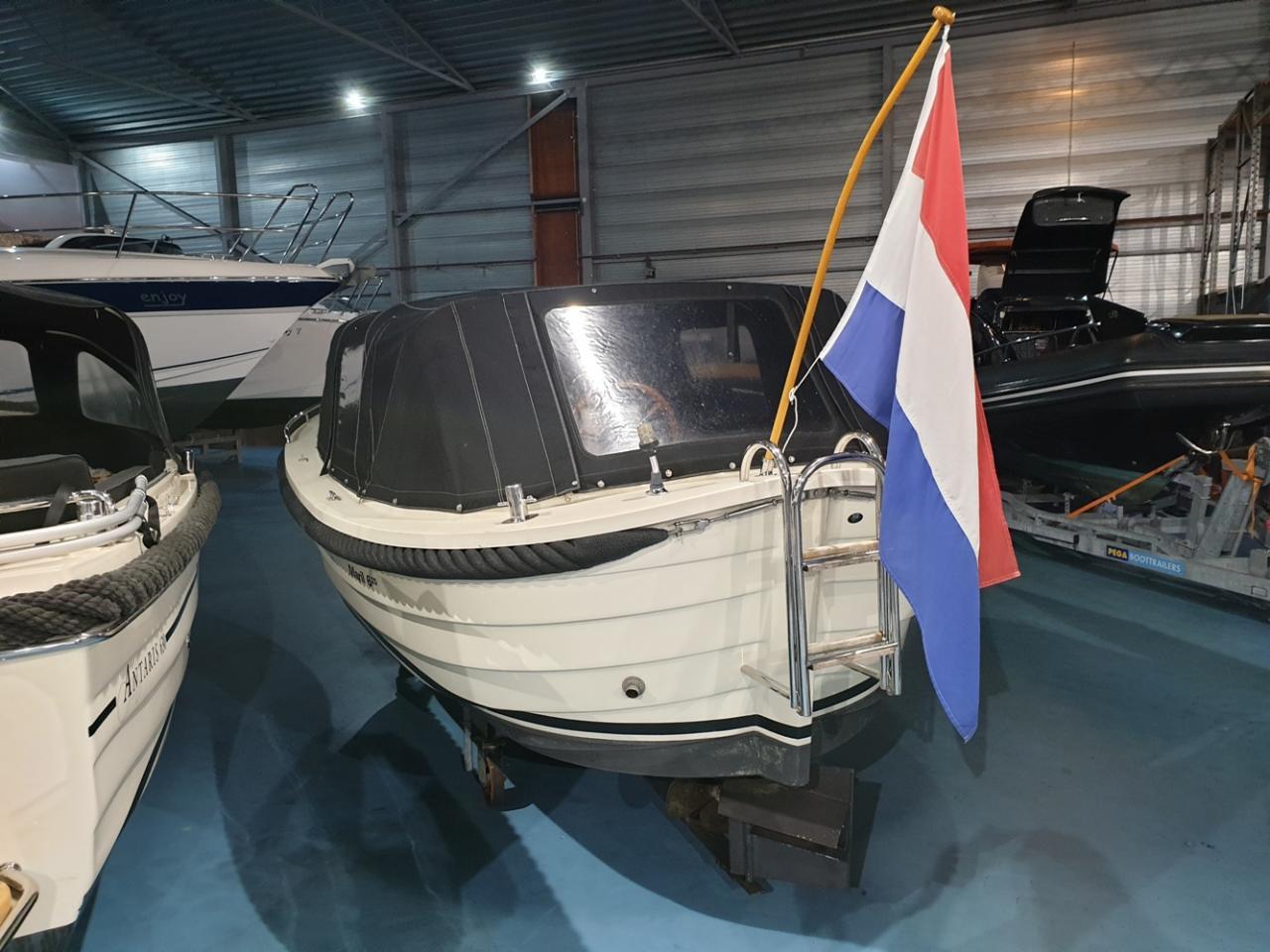 Maril 625 sloep met Vetus 28 pk 6