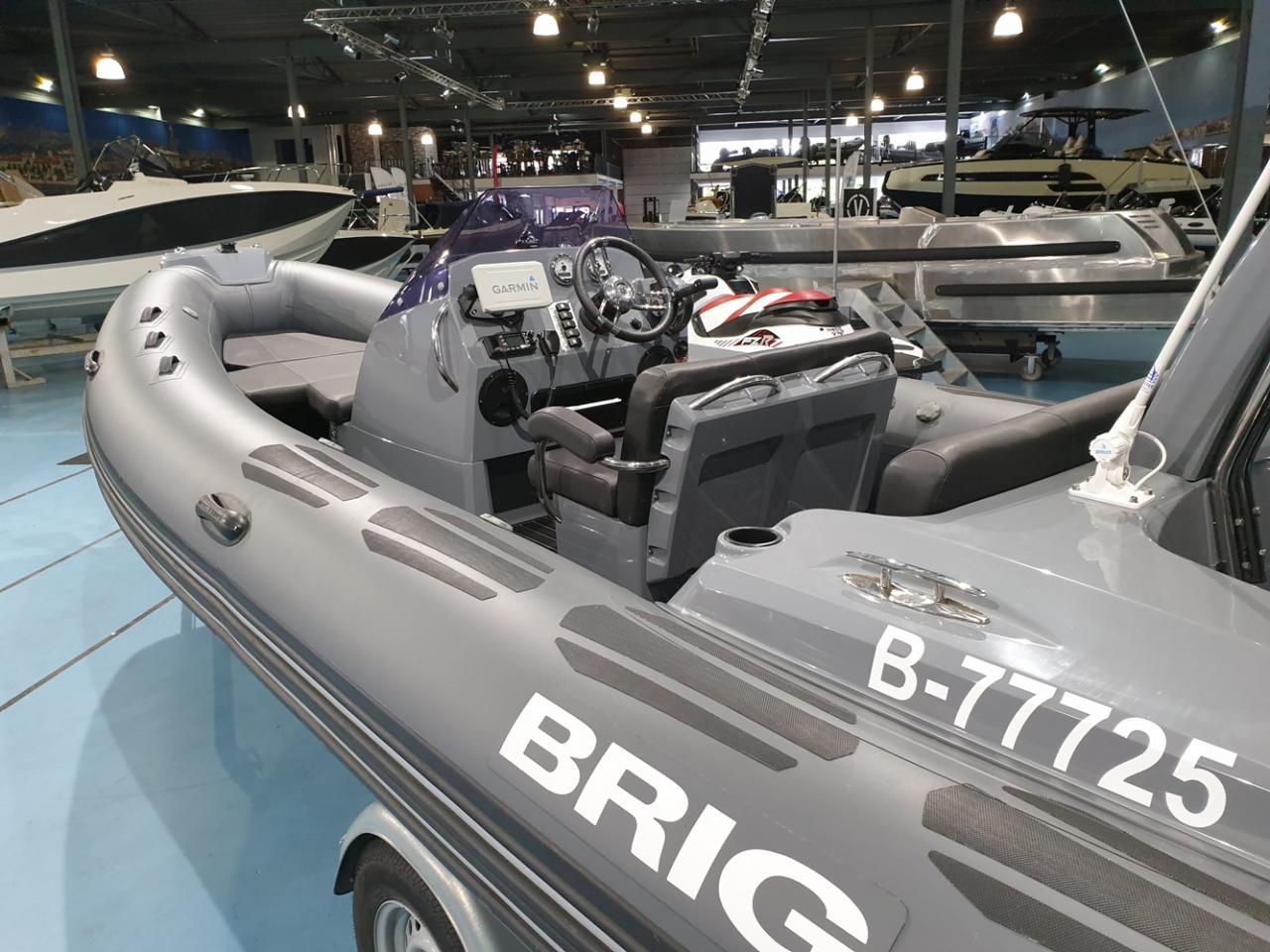 Brig Eagle 580 met Mercury 115 pk PRO XS  5