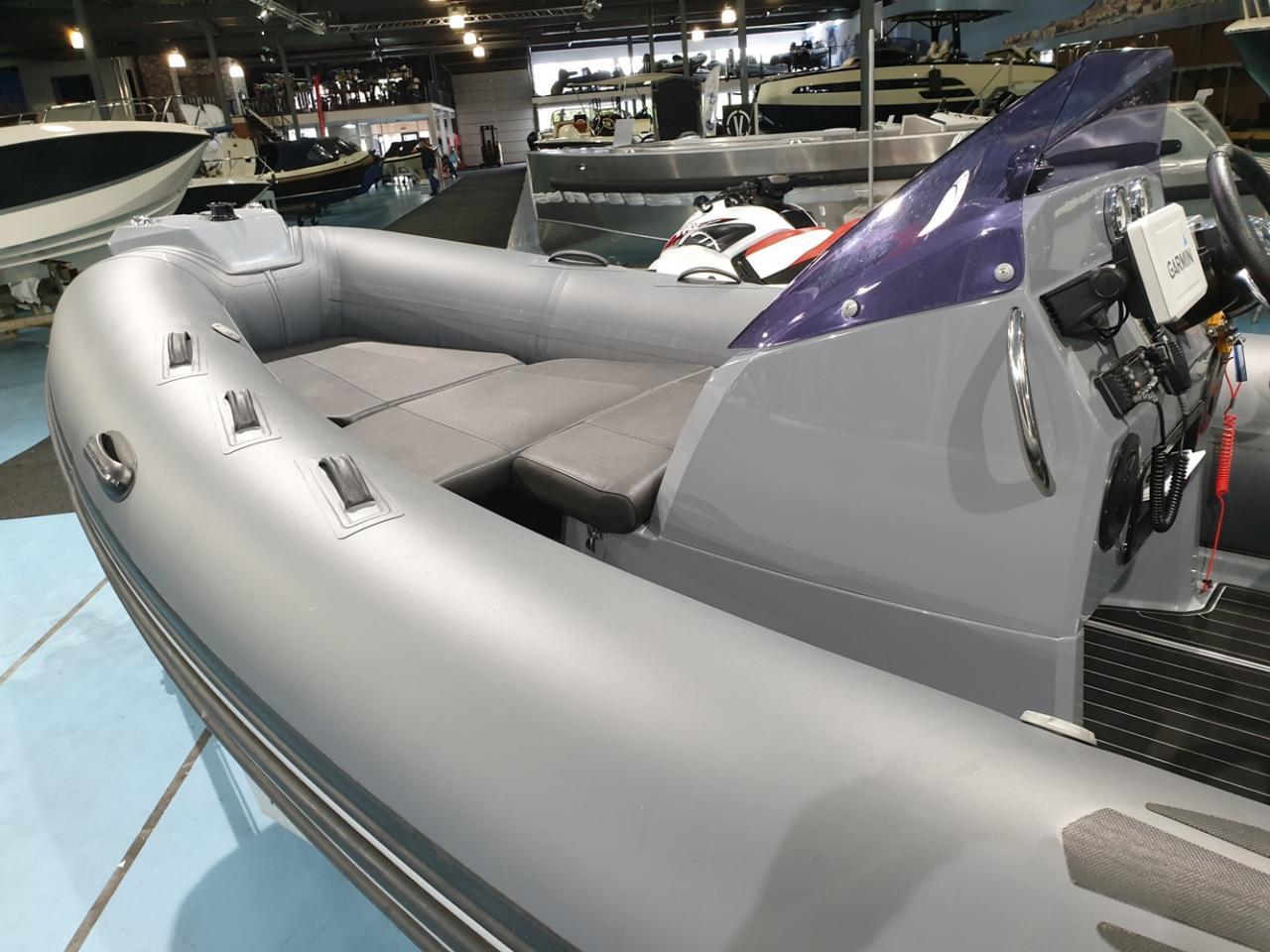 Brig Eagle 580 met Mercury 115 pk PRO XS  4