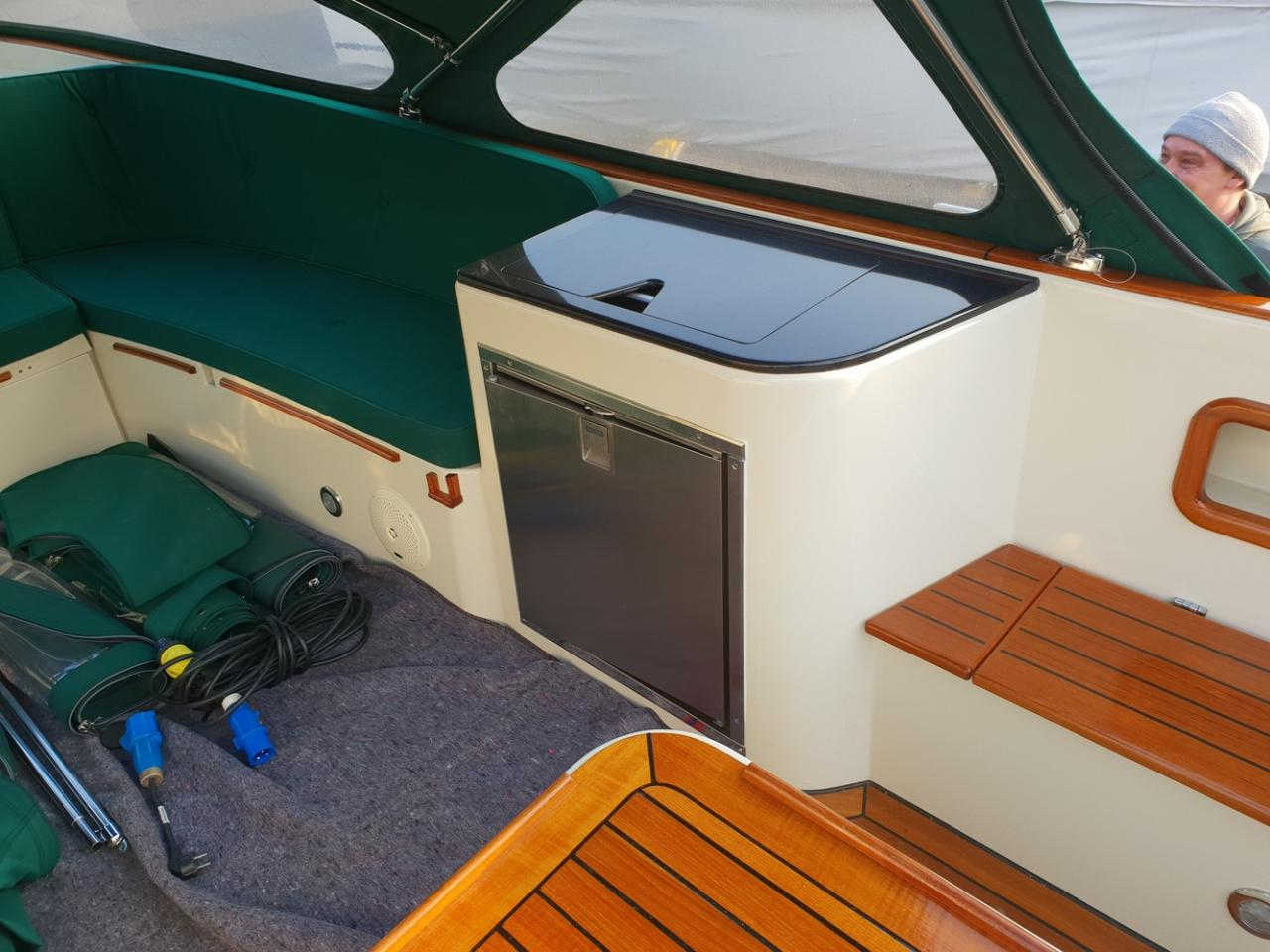 Maril 795 tender met Vetus 42 pk full options! 12