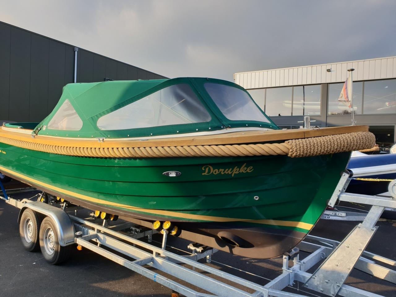 Maril 795 tender met Vetus 42 pk full options! 7