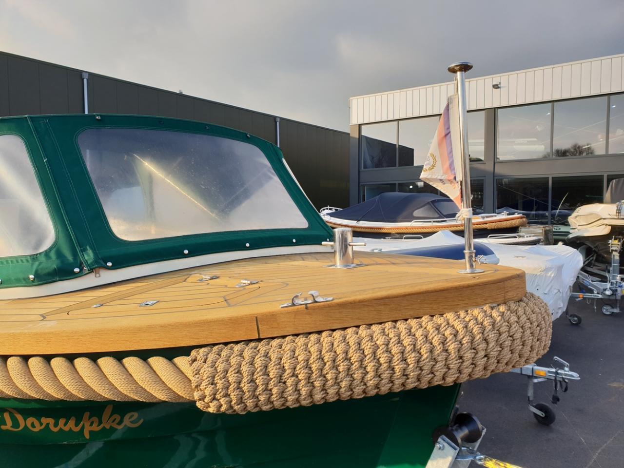 Maril 795 tender met Vetus 42 pk full options! 15