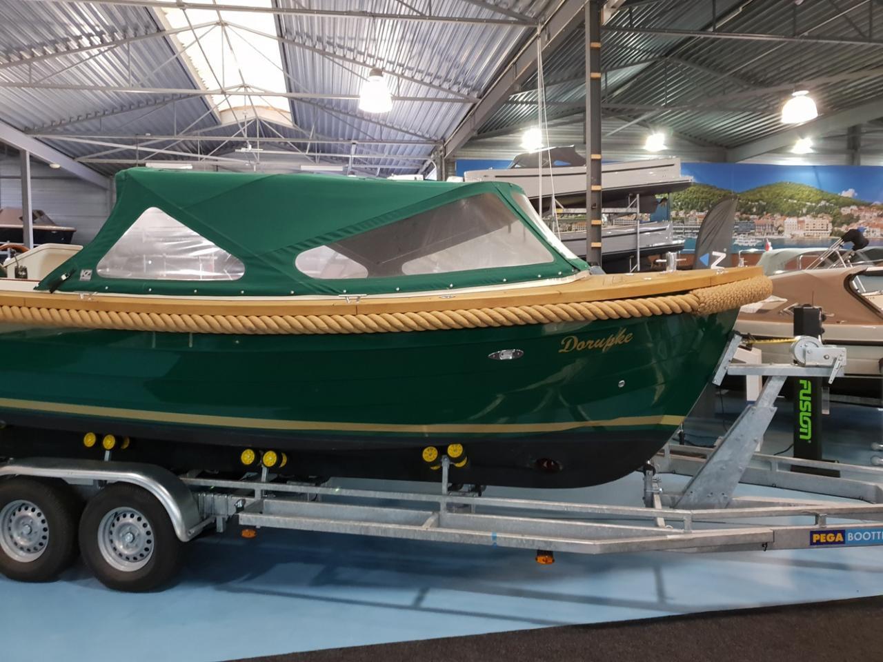Maril 795 tender met Vetus 42 pk full options! 4