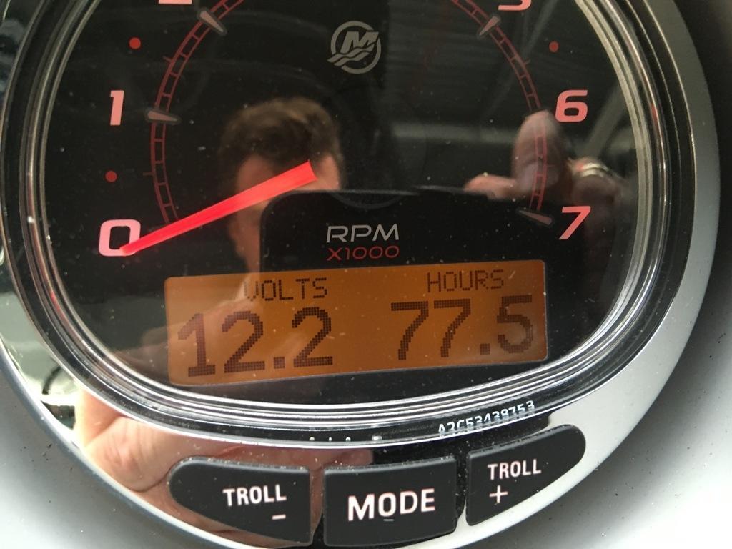 Chaparral 230 suncoast met Mercury Verado 250 pk 17