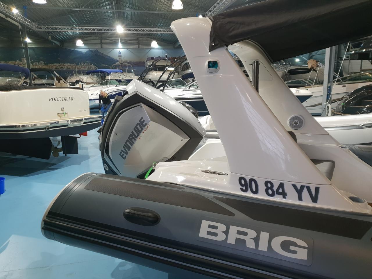Brig eagle 650 met Evinrude E-tec 300 pk motor 3