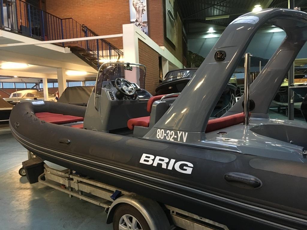 Brig eagle 650 met 225 pk Mercury Verado! 2