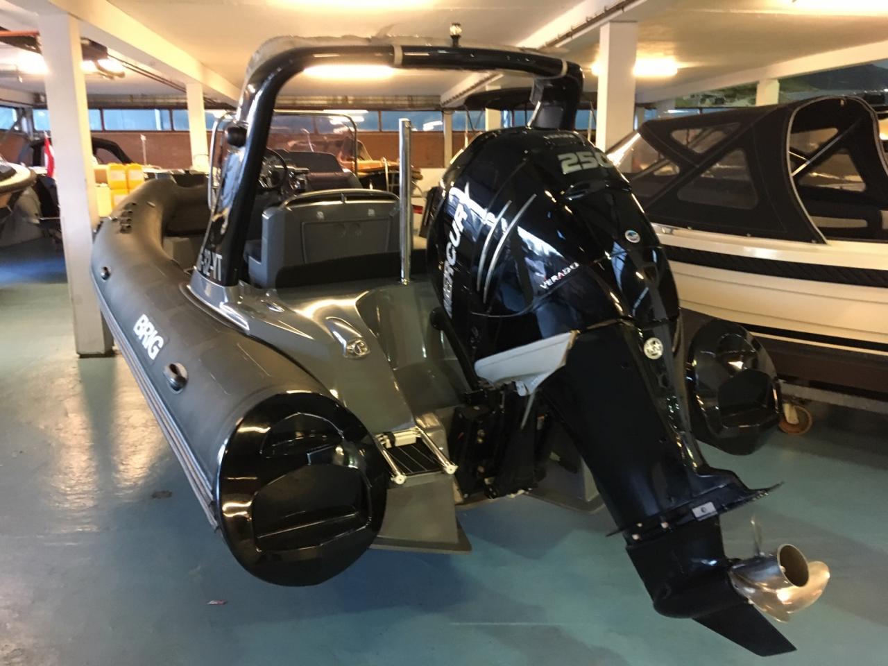 Brig eagle 650 met Mercury Verado 250 pk! 8