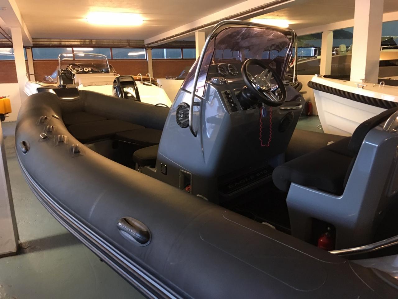 Brig eagle 650 met Mercury Verado 250 pk! 9