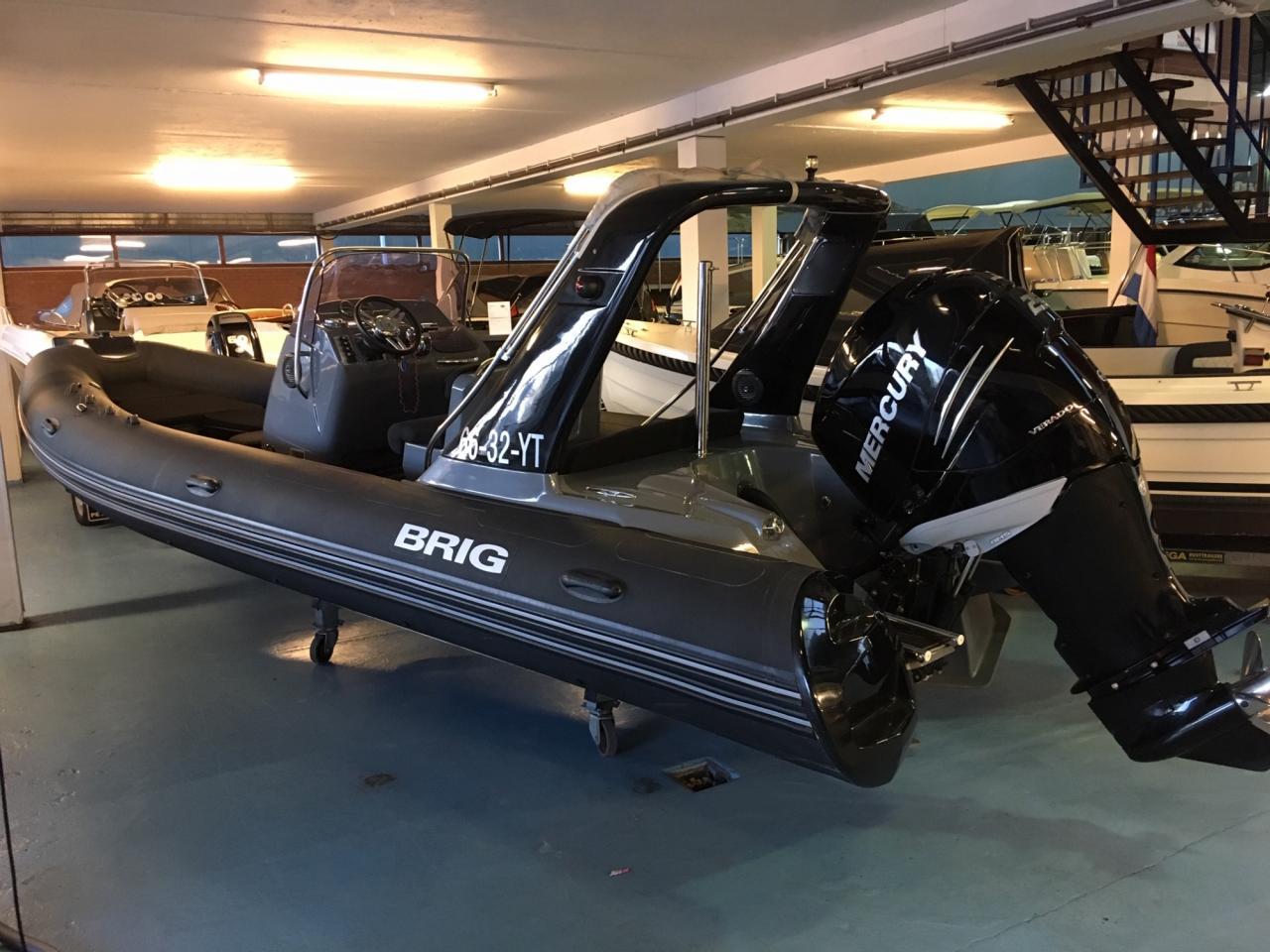 Brig eagle 650 met Mercury Verado 250 pk! 10