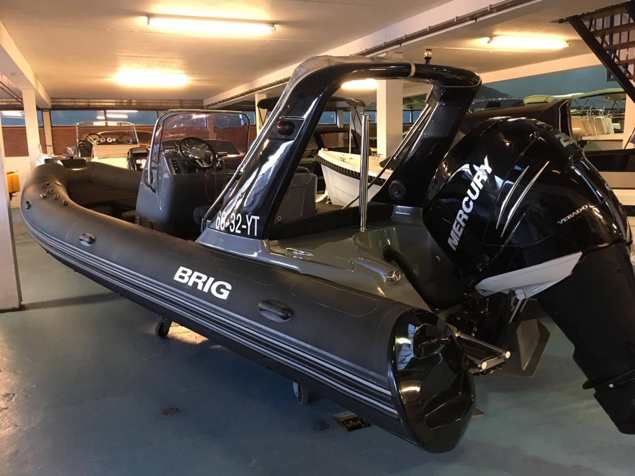 Brig eagle 650 met Mercury Verado 250 pk! 12
