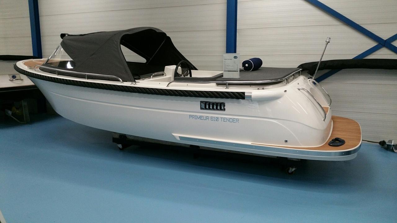 Primeur 610 tender 1