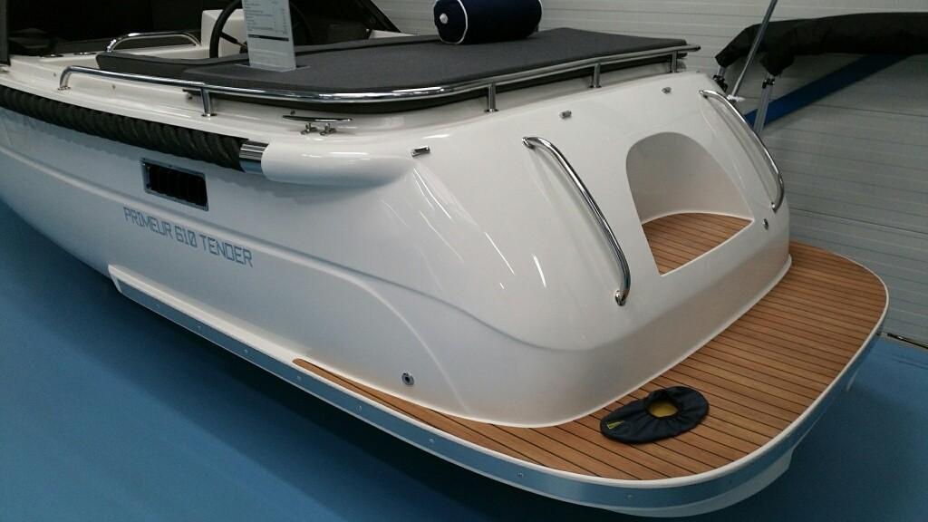 Primeur 610 tender 5