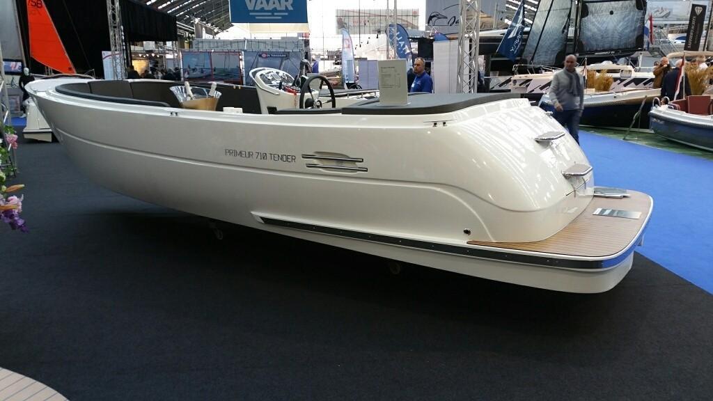 Primeur 710 tender 11