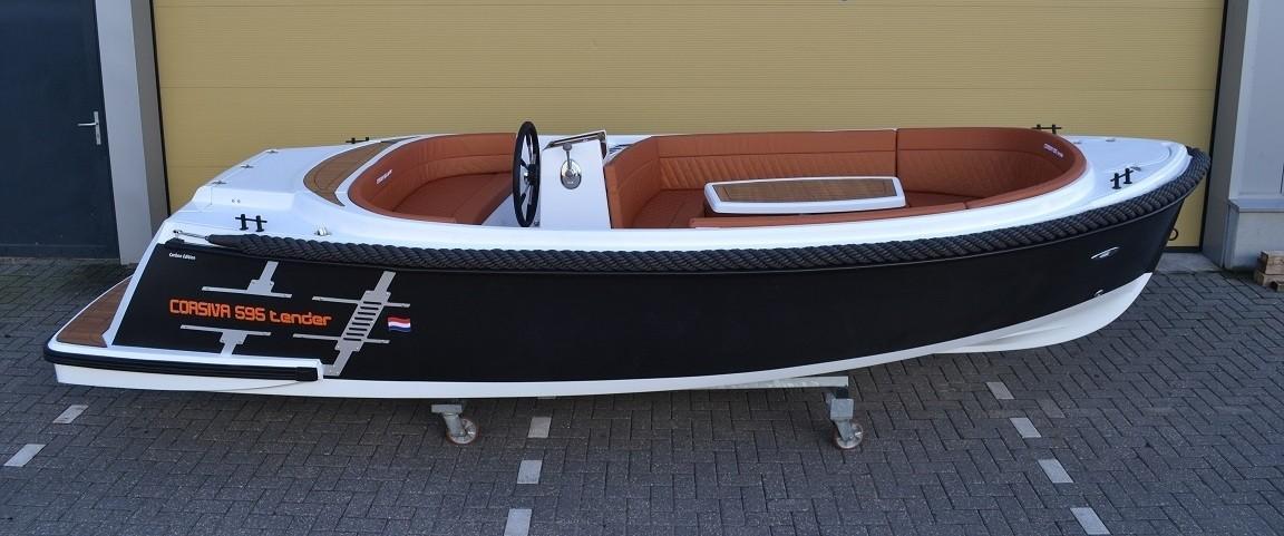 Corsiva 595 tender 1