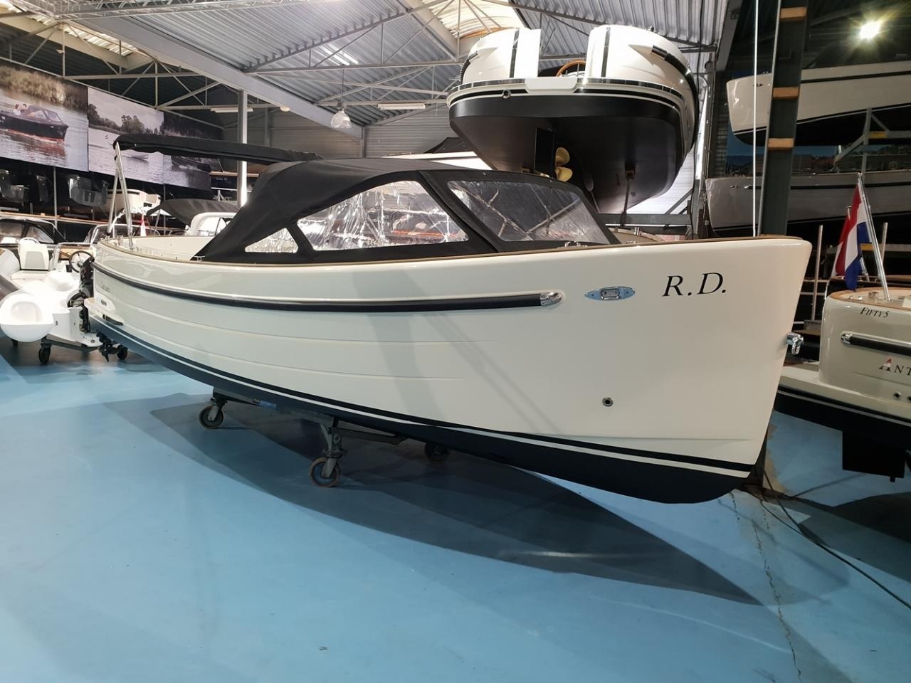 Antaris sixty6 offwhite met Vetus 42 pk  6