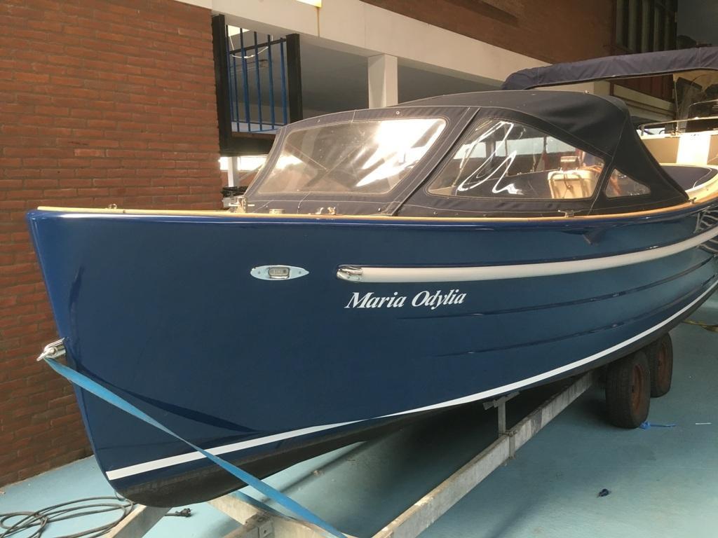 Antaris sixty6 blauw met Vetus 52 pk 5