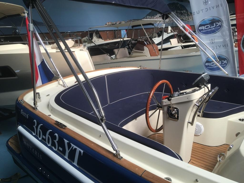Antaris sixty6 blauw met Vetus 52 pk 7