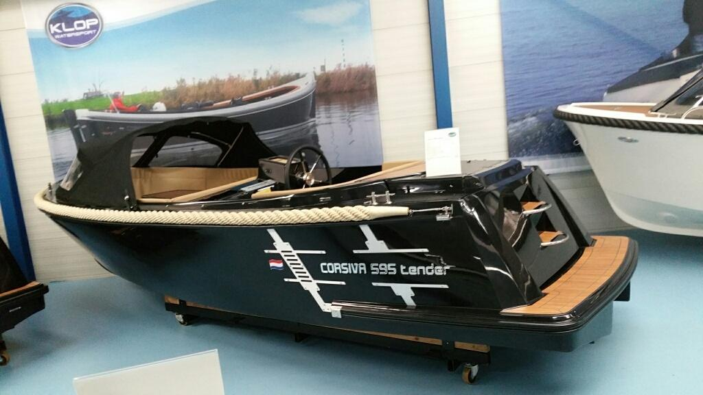 Corsiva 595 tender met Honda 50 pk AANBIEDING! 4