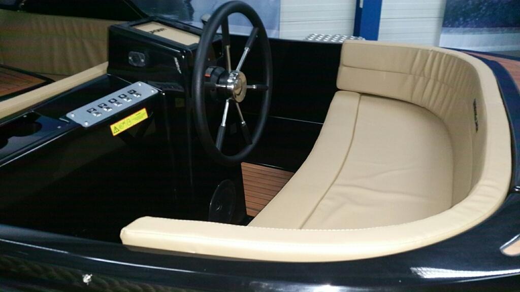 Corsiva 595 tender met Honda 50 pk AANBIEDING! 9