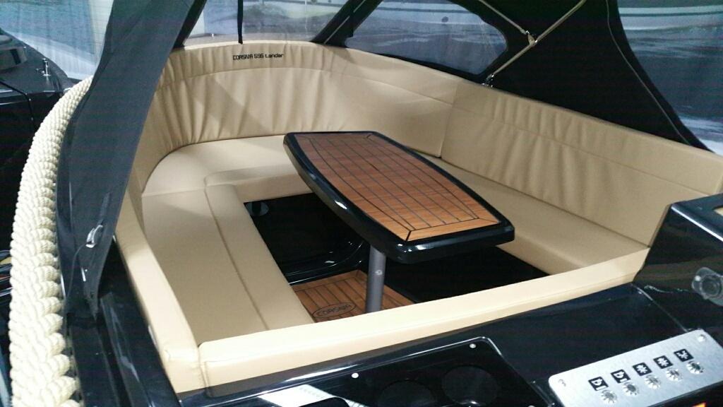 Corsiva 595 tender met Honda 50 pk AANBIEDING! 10