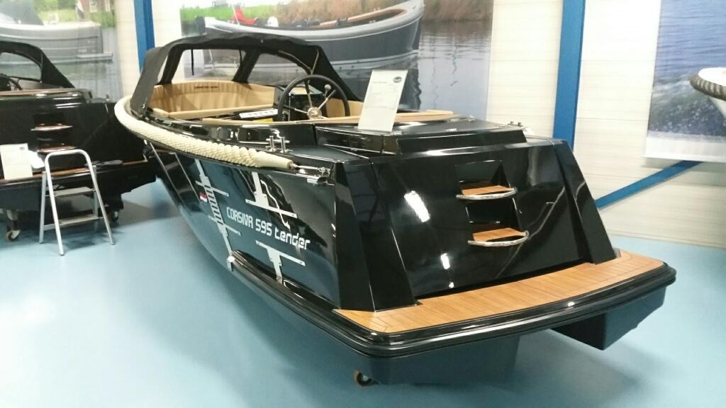 Corsiva 595 tender met Honda 50 pk AANBIEDING! 2
