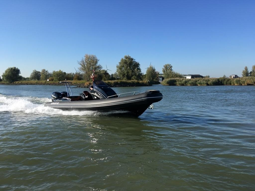 Grand 850 rib met 2x Mercury Verado 225 pk 16