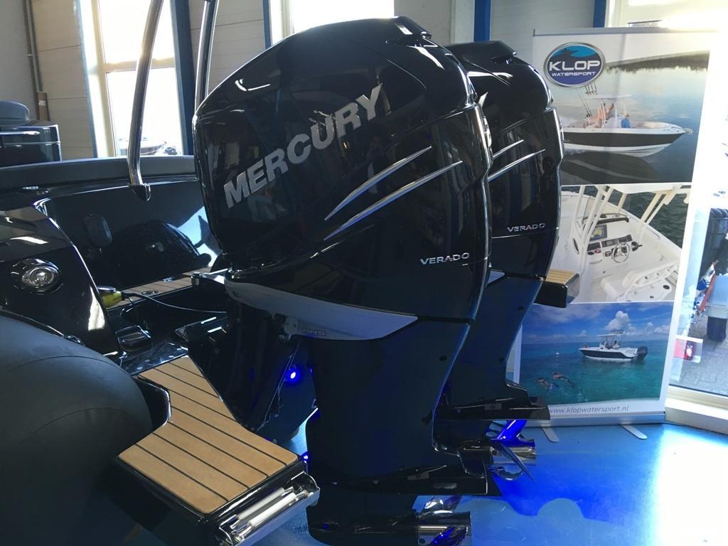 Grand 850 rib met 2x Mercury Verado 225 pk 7