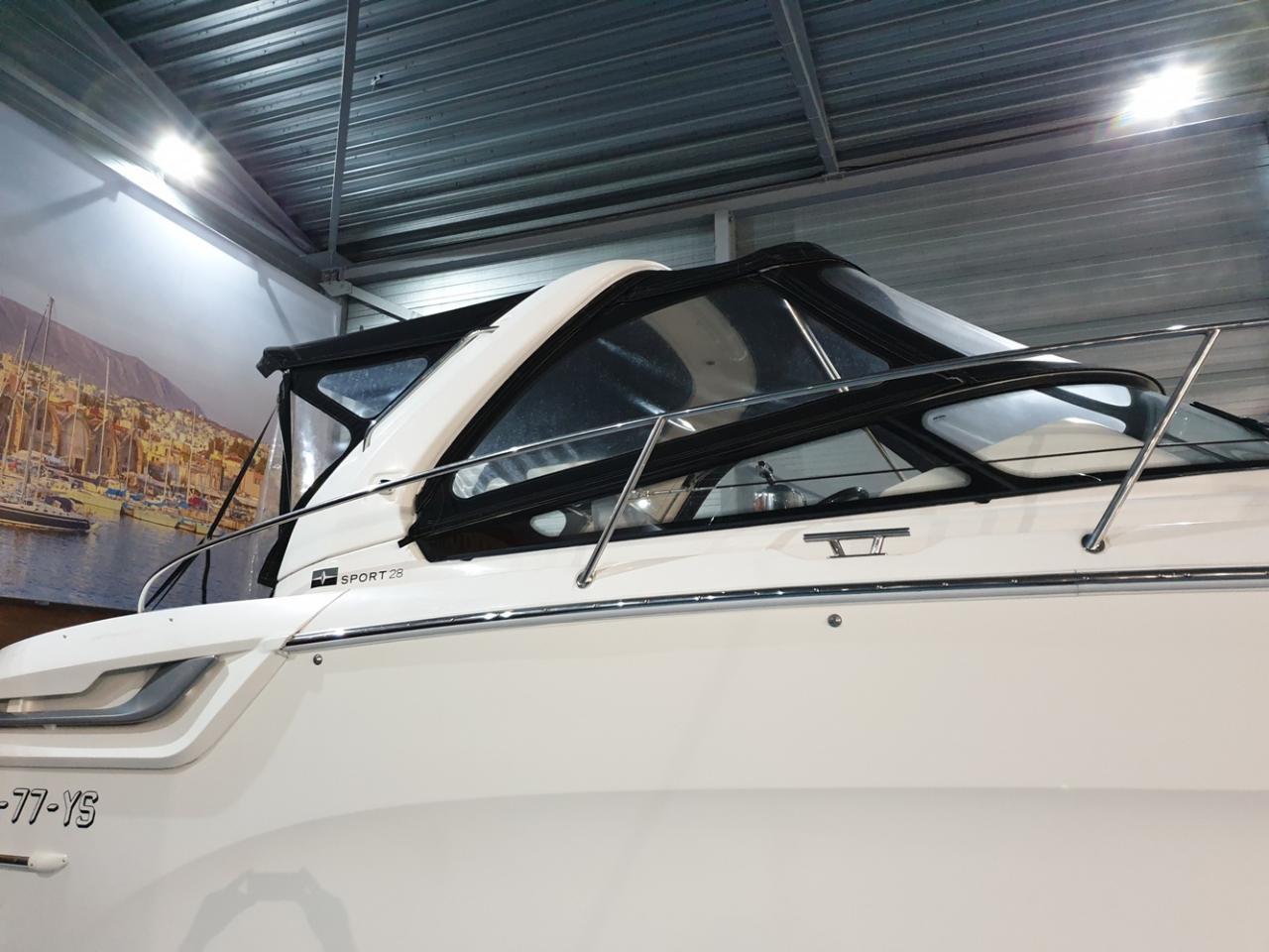 Bavaria 28 sport met mercruiser 6.2 MPI V8 320 pk 4