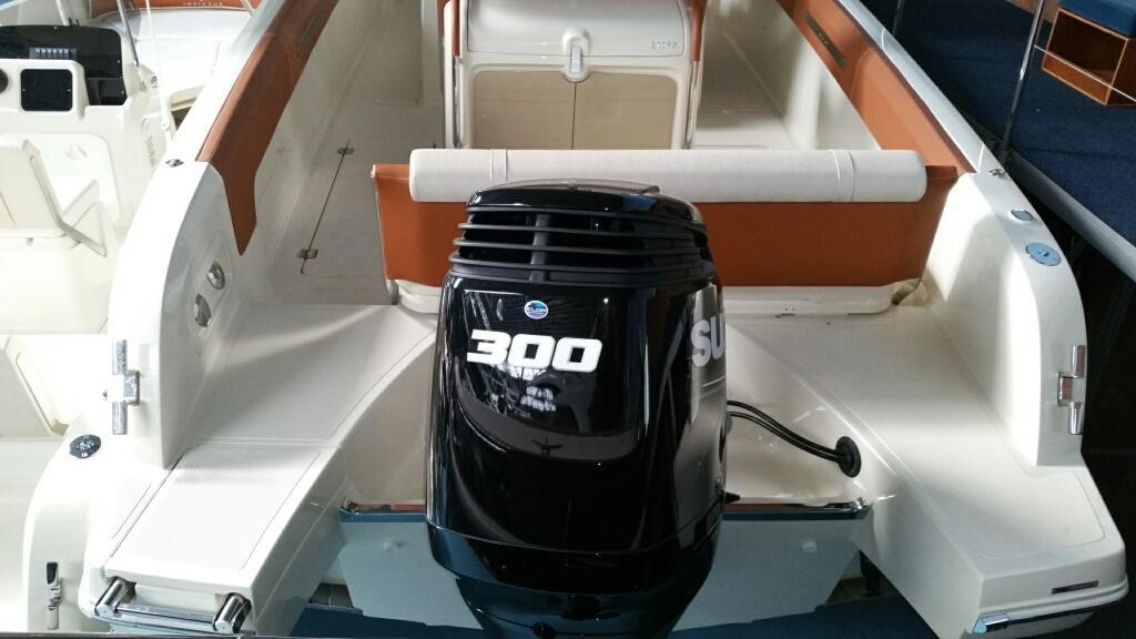 Invictus 270 fx sportboot 3