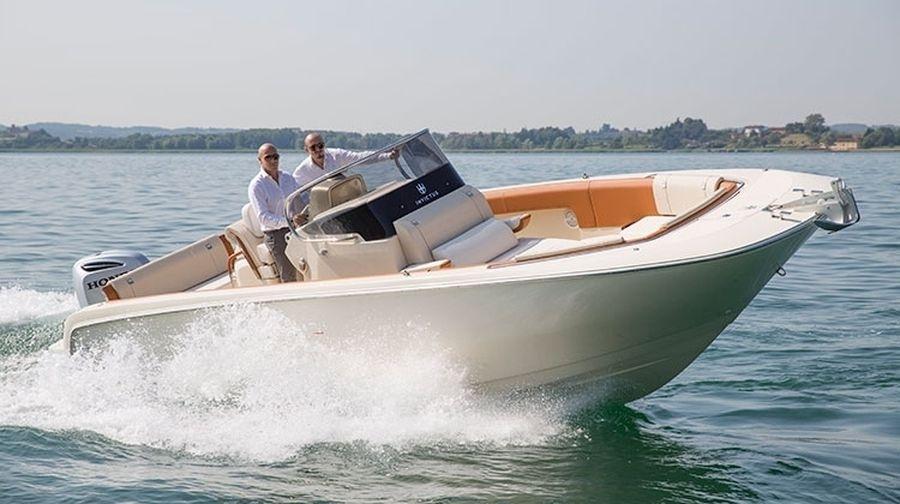 Invictus 270 fx sportboot 1