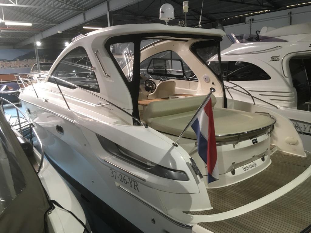 Bavaria 34 sport HT met 2 x Volvo Penta D3 220 pk 6