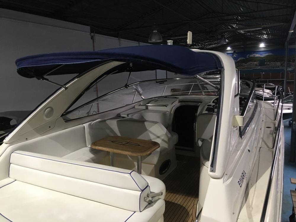 Bavaria 33 sport met 2x Volvo Penta D3 190 pk 14