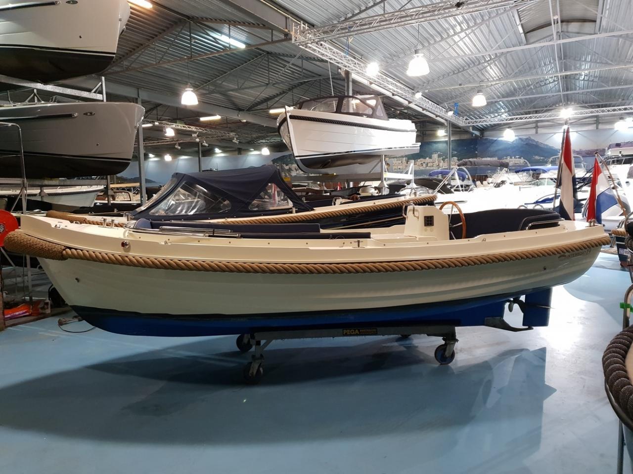Interboat 19 met Vetus 28 pk 3
