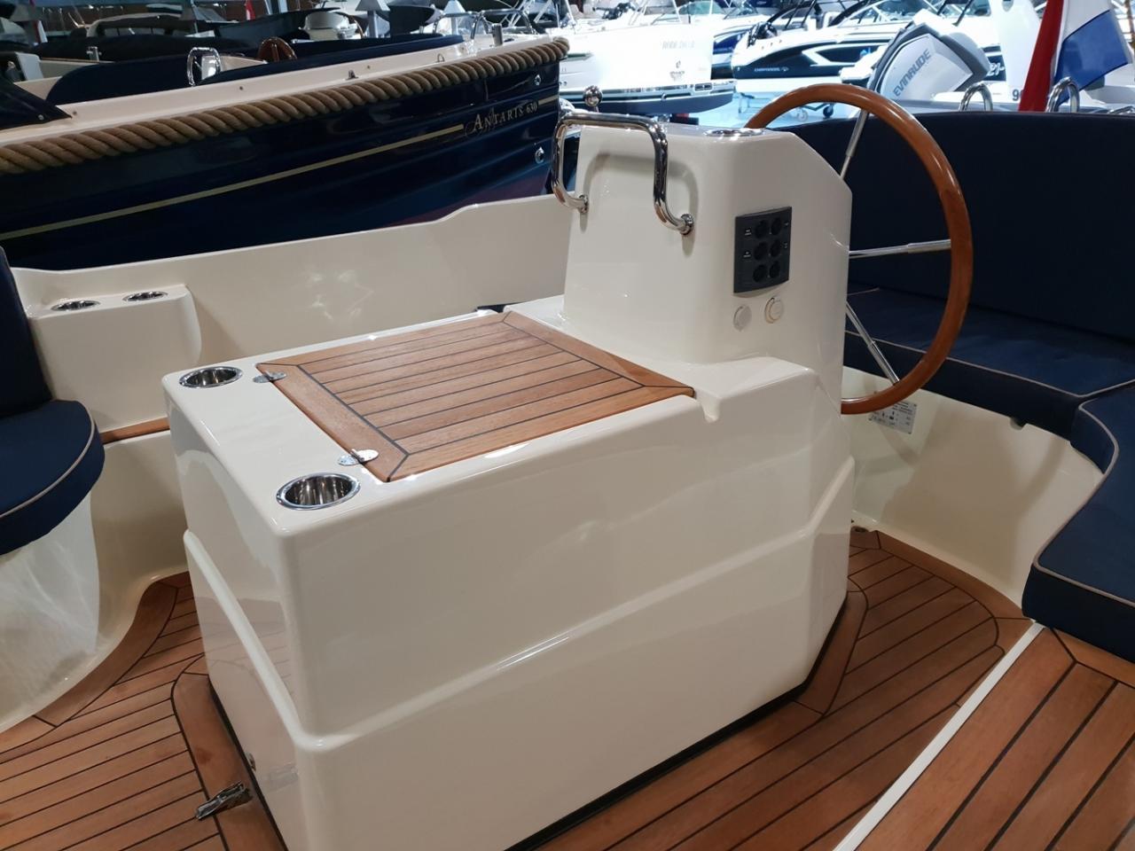 Interboat 19 met Vetus 28 pk 7