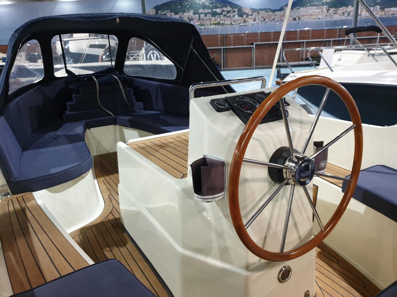 Interboat 19 sloep met Vetus 25 pk diesel 5