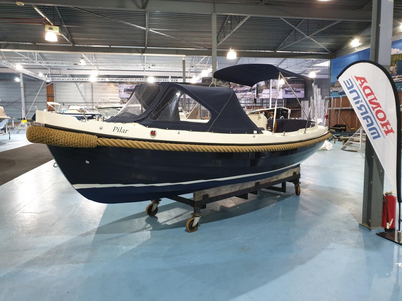 Interboat 19 sloep met Vetus 25 pk diesel 2