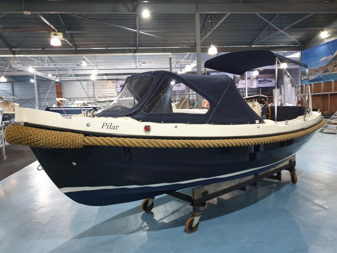 Interboat 19 sloep met Vetus 25 pk diesel 4