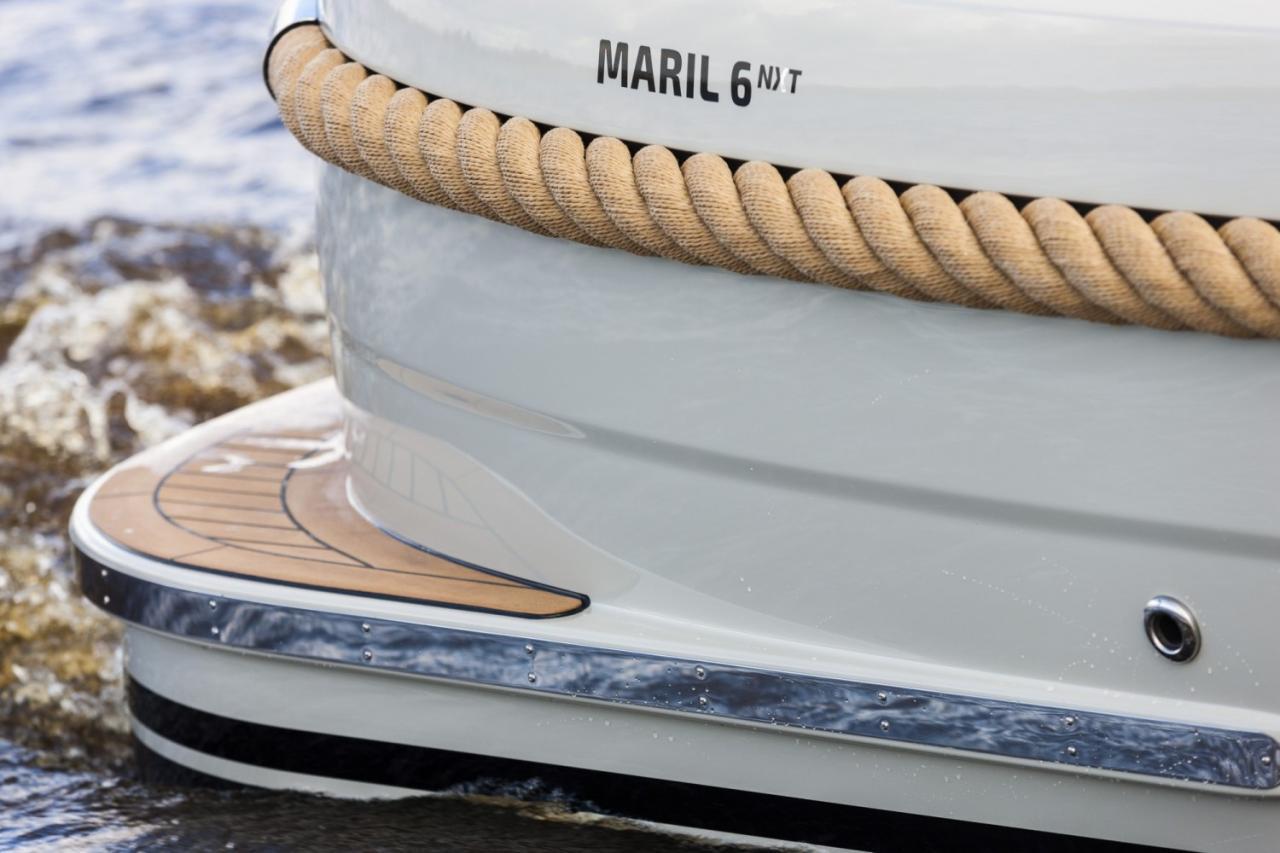 Maril 6NXT grijs met Vetus 42 pk 7