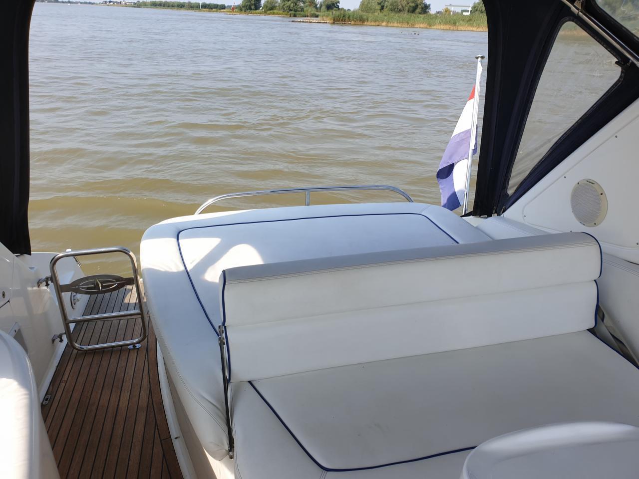Bavaria 27 sport met Volvo Penta D4 260 pk diesel 5