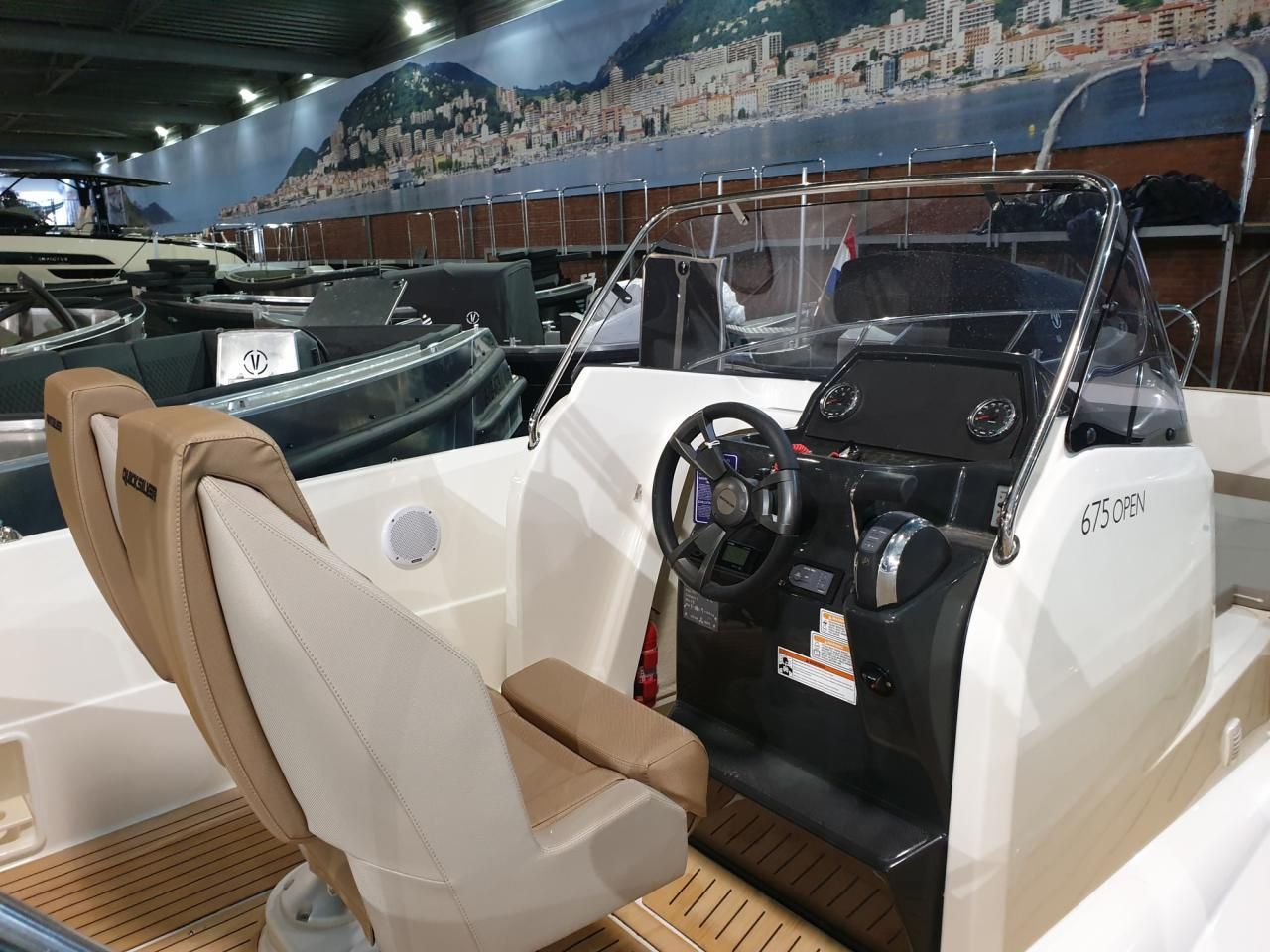 Quicksilver 675 Activ Open met Mercury Verado 225 pk 2