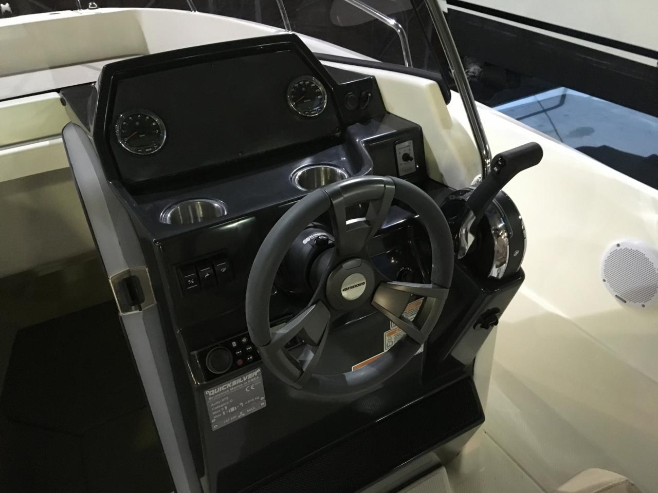 Quicksilver 675 activ open met Mercury 150 pk 16