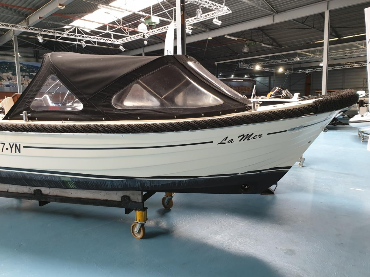 Antaris 630 sloep met Yanmar 110 pk full options! 4