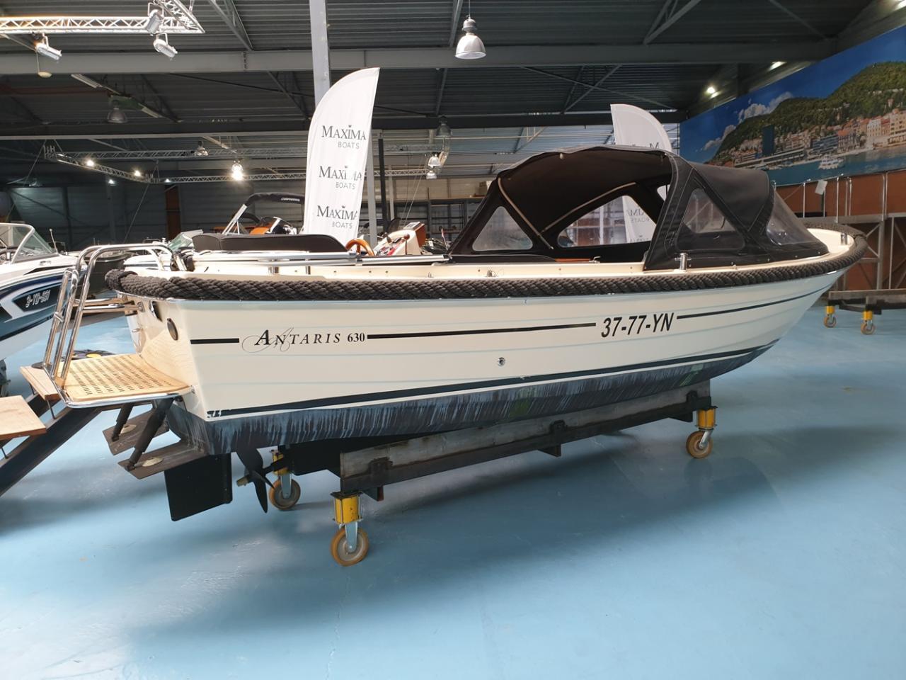 Antaris 630 sloep met Yanmar 110 pk full options! 3