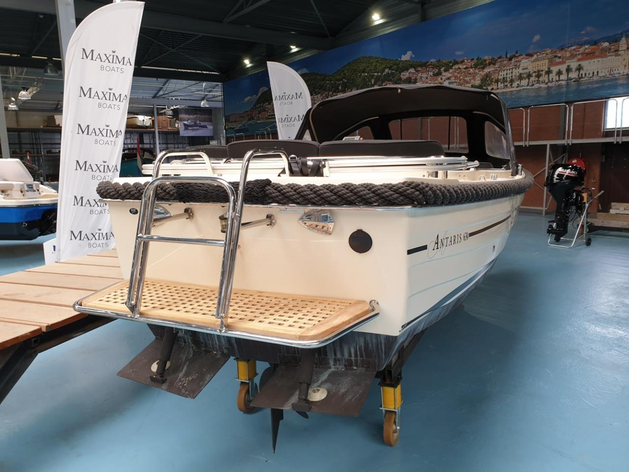 Antaris 630 sloep met Yanmar 110 pk full options! 6