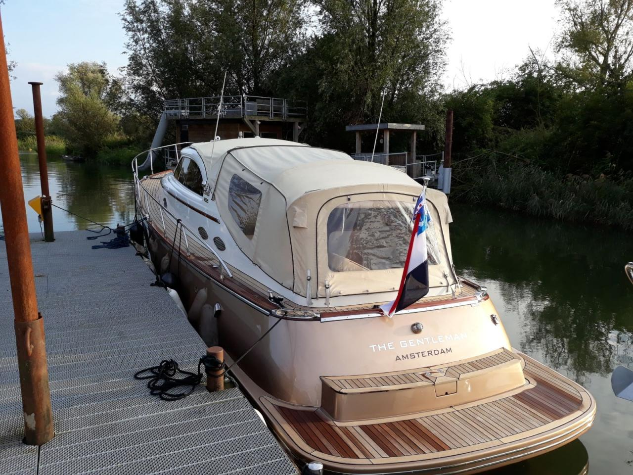 Rapsody R36 cabrio met 2x D4-260 18