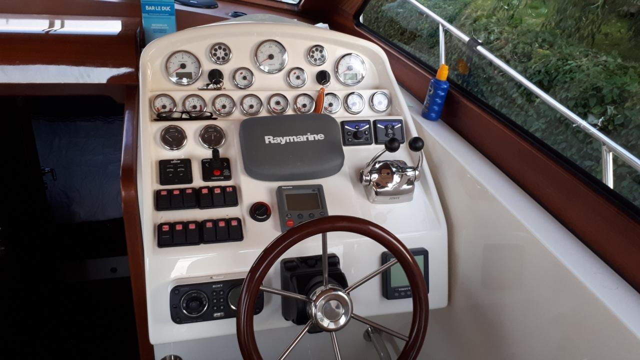 Rapsody R36 cabrio met 2x D4-260 34