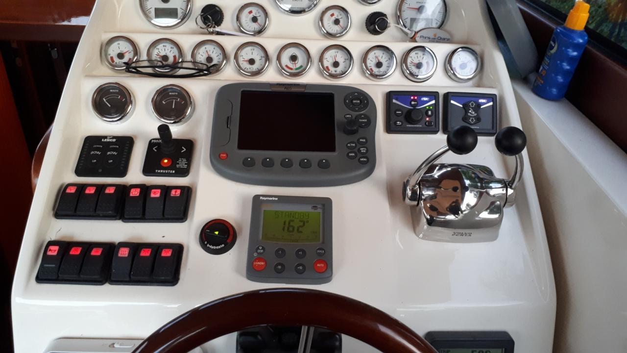 Rapsody R36 cabrio met 2x D4-260 38